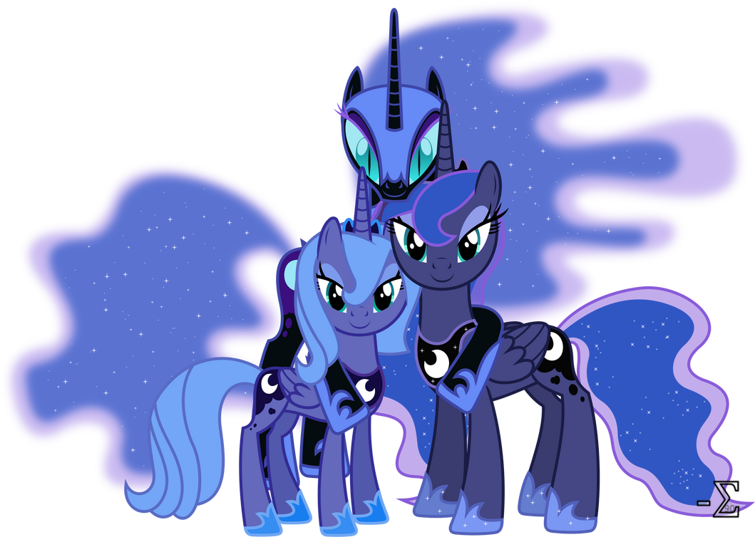 princess luna tribute